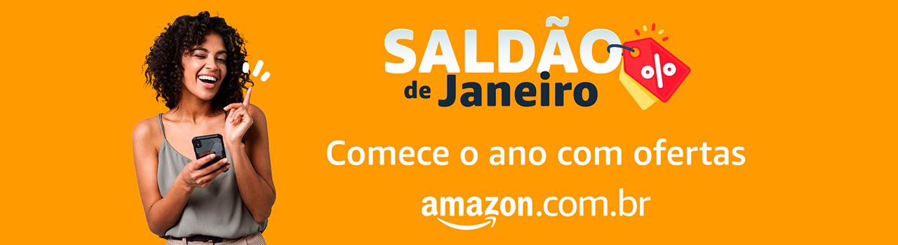 Saldão de Janeiro Amazon