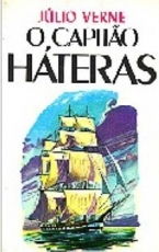 Capa de O capitão Háteras - Julio Verne