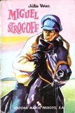 Capa de Miguel Strogoff - Julio Verne
