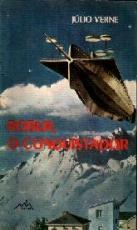 Capa de Robur, o conquistador - Julio Verne
