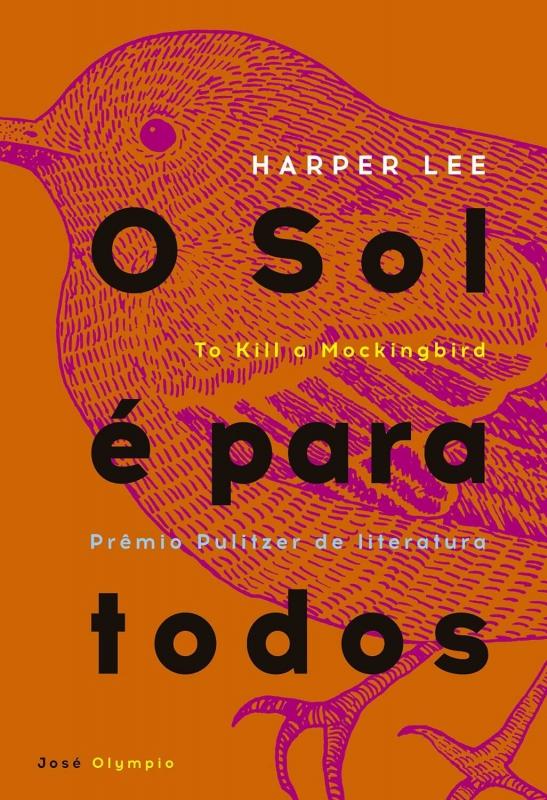 Capa de O sol é para todos - Harper Lee