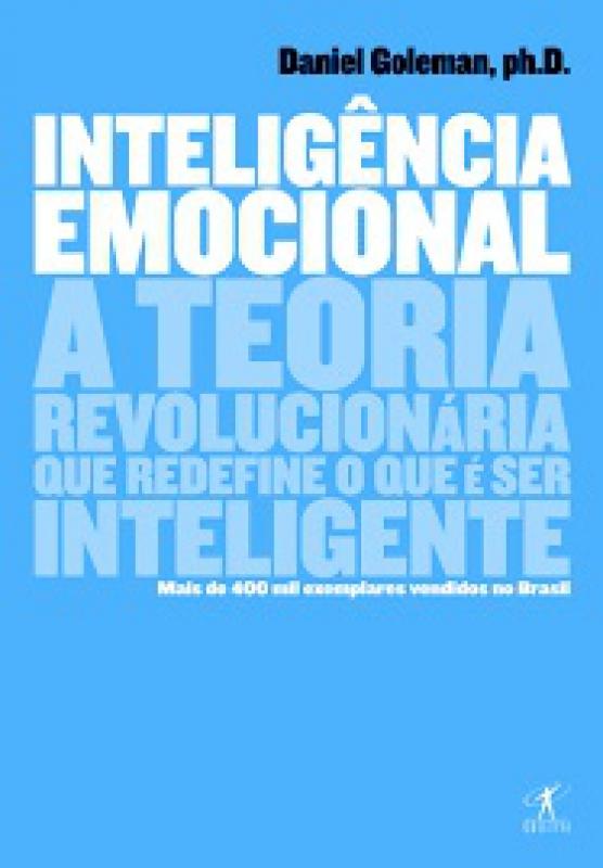 Capa de Inteligência emocional - Daniel Goleman