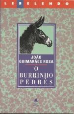 Capa de O burrinho Pedrês - João Guimarães Rosa