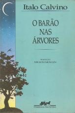 Capa de O barão nas árvores - Italo Calvino