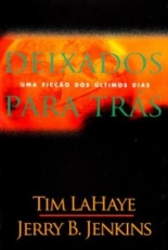 Capa de Deixados para trás - Tim LaHaye e Jerry B. Jenkins