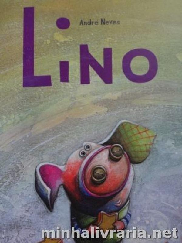 Capa de Lino - André Neves