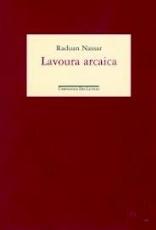 Capa de Lavoura Arcaica - Raduan Nassar