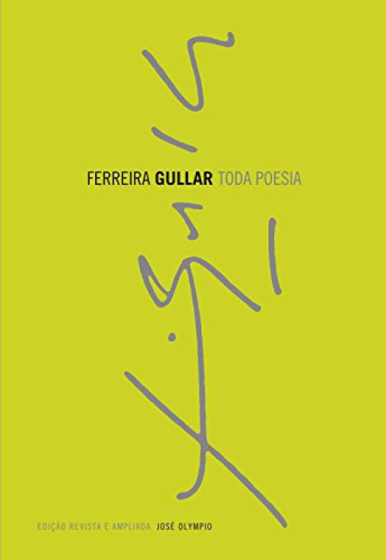 Capa de Toda poesia - Ferreira Gullar