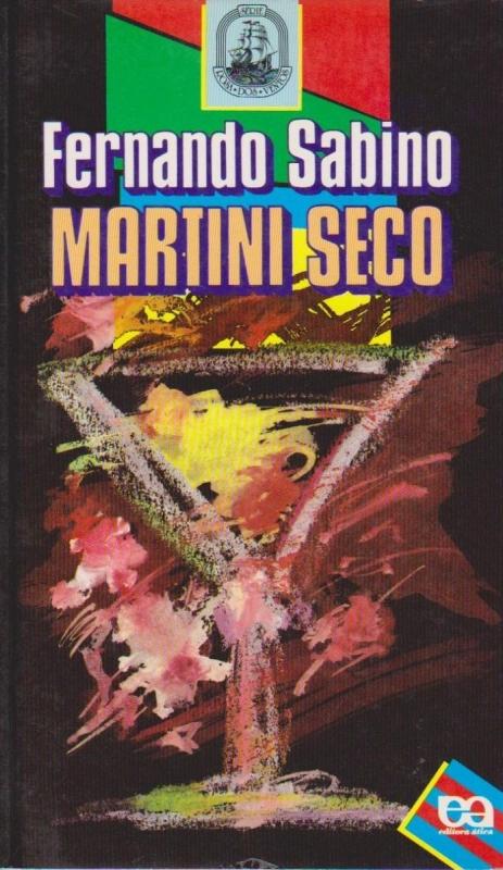 Capa de Martini seco - Fernando Sabino