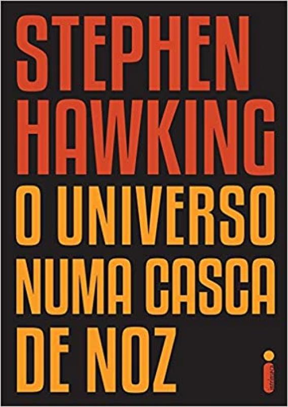 Capa de O universo numa casca de noz - Stephen Hawking