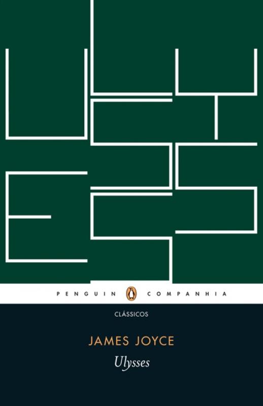 Capa de Ulisses - James Joyce