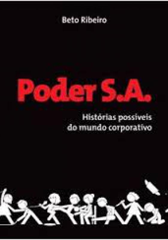 Capa de Poder S.A - Beto Ribeiro