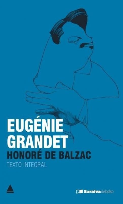 Capa de Eugénie Grandet - Honoré de Balzac