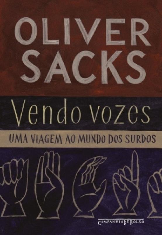 Capa de Vendo vozes - Oliver Sacks