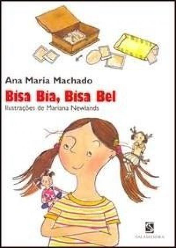 Capa de Bisa Bia, Bisa Bel - Ana Maria Machado