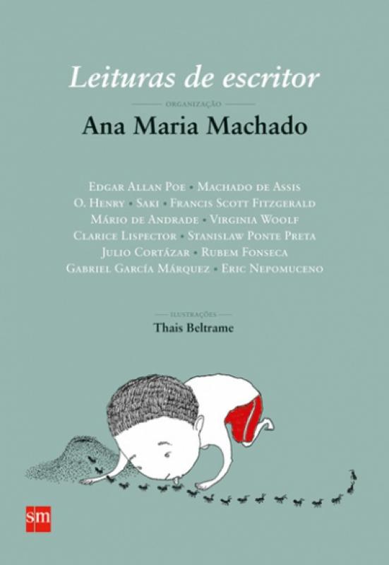 Capa de Leituras de escritor - Ana Maria Machado