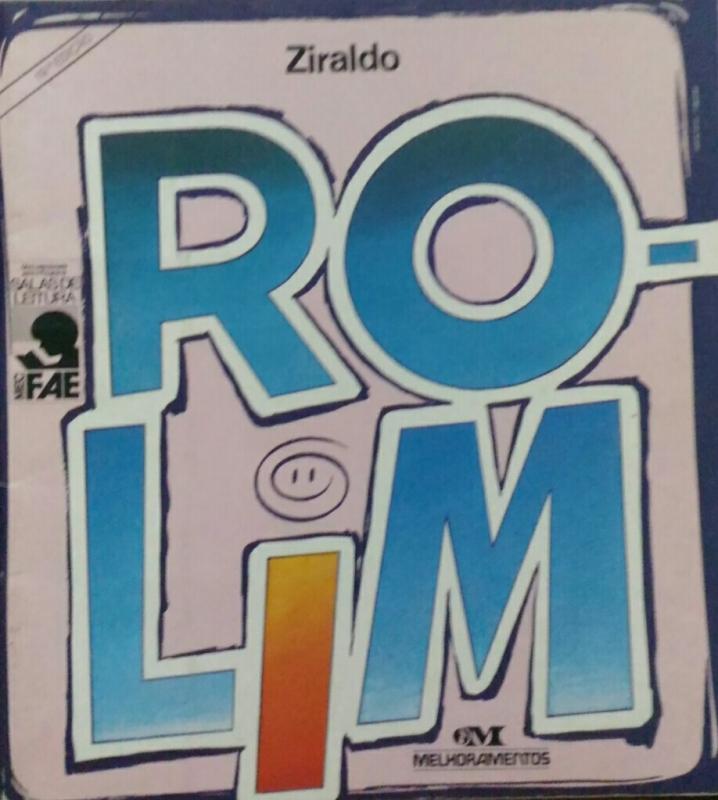 Capa de Rolim - Ziraldo