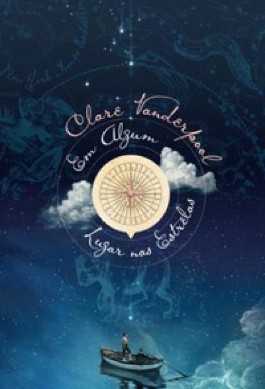 Capa de Em Algum Lugar Nas Estrelas - Clare Vanderpool