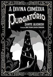 Capa de A divina comédia: purgatório - Dante Alighieri