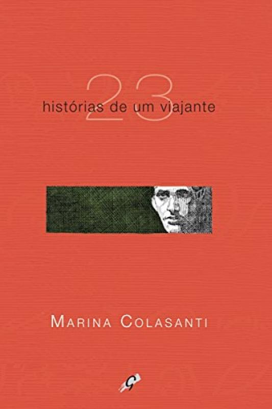 Capa de 23 histórias de um viajante - Marina Colasanti