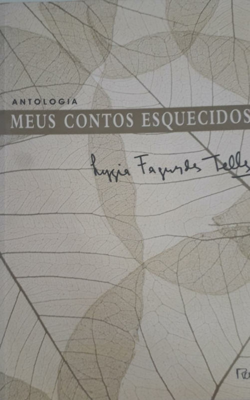 Capa de Meus contos esquecidos - Lygia Fagundes Telles