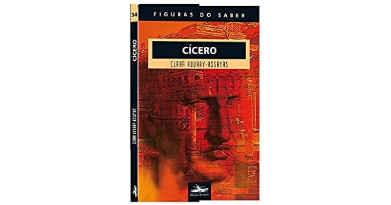 Capa de Cícero - Clara Auvras-Assays