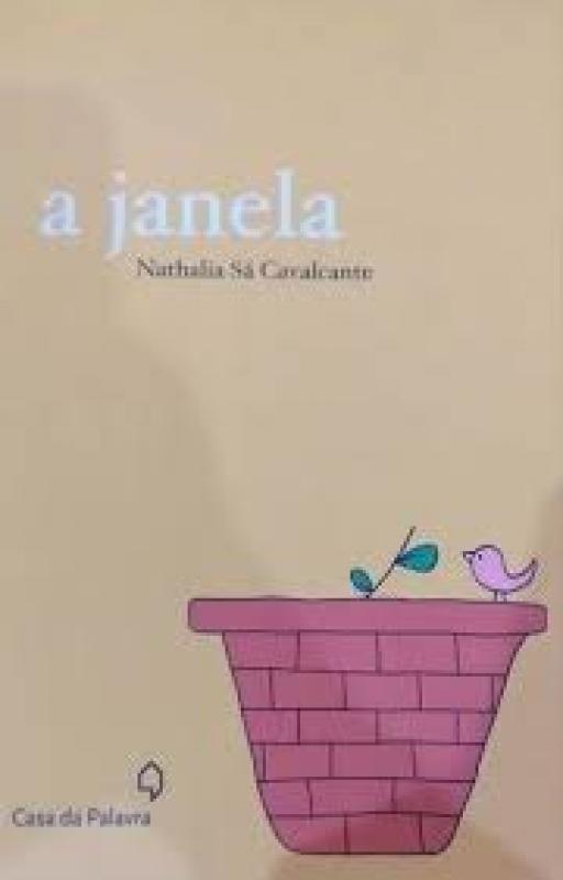 Capa de A Janela - Nathalia Sá Cavalcante