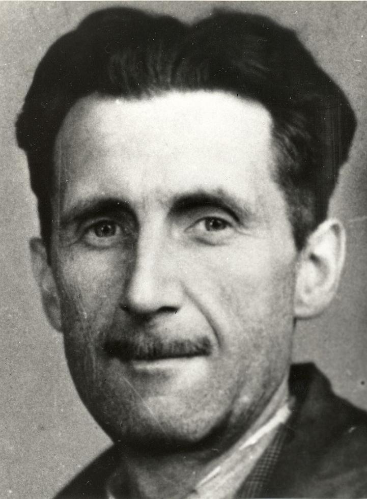 Foto de George Orwell