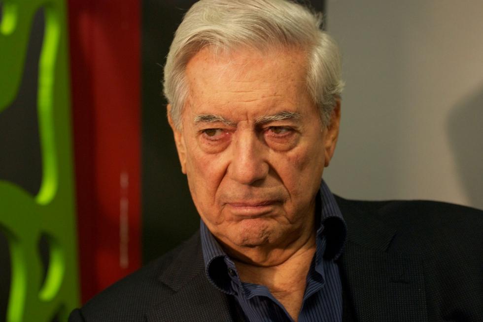 Foto de Mario Vargas Llosa