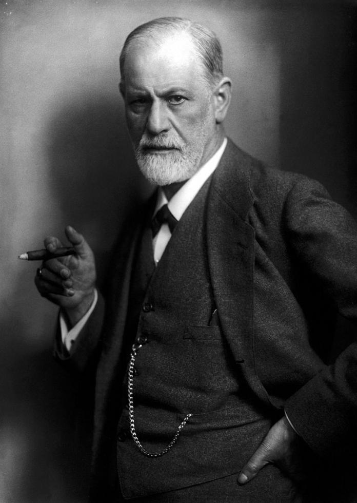 Foto de Sigmund Freud