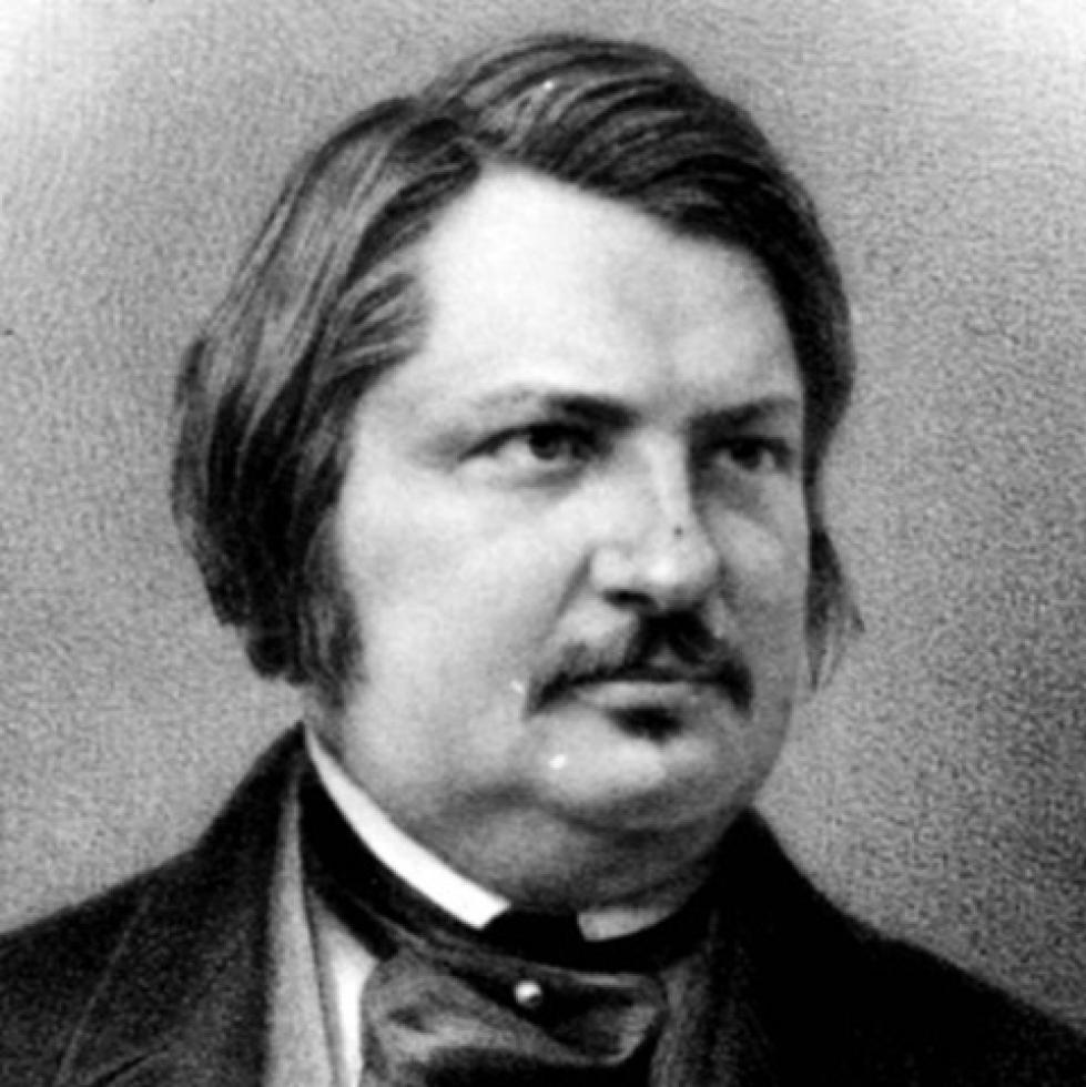 Foto de Honoré de Balzac