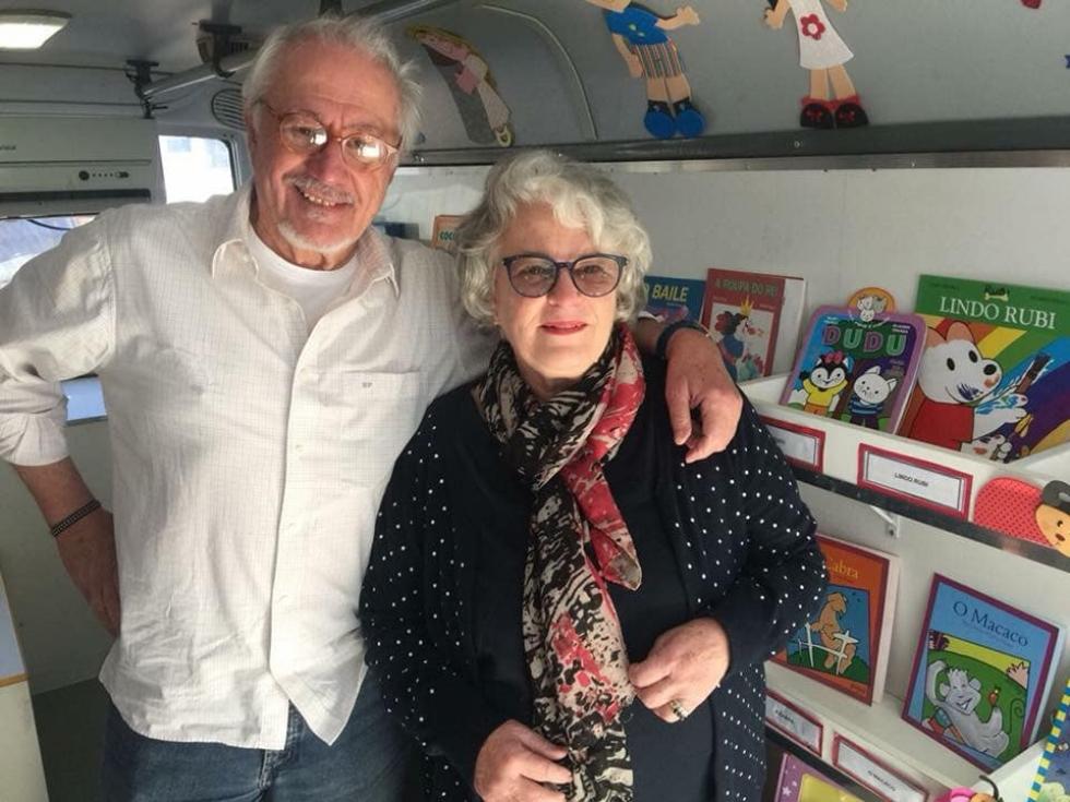 Mary e Eliardo França