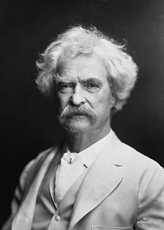 Foto de Mark Twain