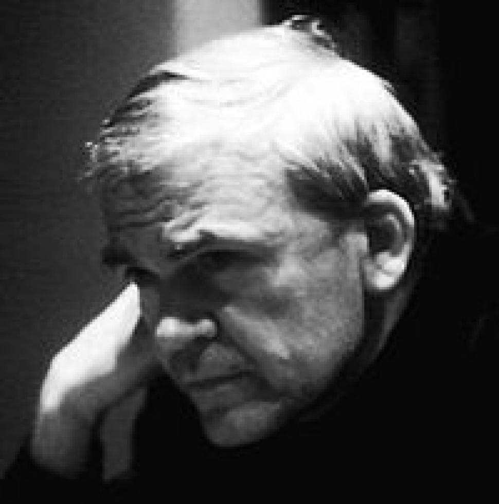 Foto de Milan Kundera