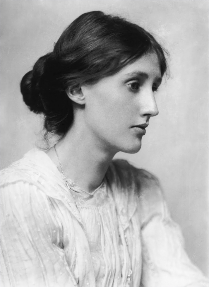 Foto de Virginia Woolf