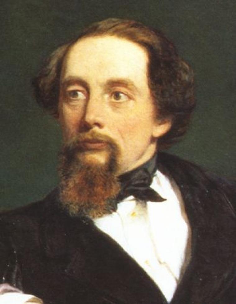 Foto de Charles Dickens
