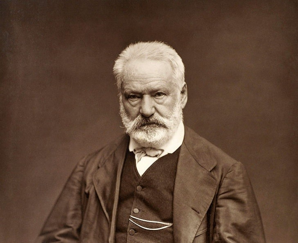 Foto de Victor Hugo